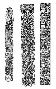 Celtic Design 033 from Bibliodyssey