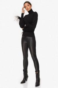 Νέα γυναικεία ρούχα Zini Boutique για το Χειμώνα 2020 | ediva.gr Women's Trousers, Leather Pants, Boutique, Fashion, Leather Jogger Pants, Moda, Fashion Styles, Lederhosen, Leather Leggings