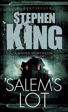 """""""Corey Bryant sank into a great forgetful river, and that river was time, and its waters were red.""""   ― Stephen King, Salem's Lot"""