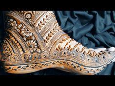 Floral Henna Designs, Mehndi Designs Feet, Back Hand Mehndi Designs, Legs Mehndi Design, Mehndi Designs 2018, Stylish Mehndi Designs, Mehndi Designs For Girls, Mehndi Design Photos, Beautiful Mehndi Design