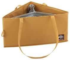 Hanger hamper. $7.99. Every closet needs one to collect all of those dry cleaning hangers!