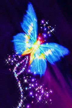 Mystical Butterflies | Mystic Butterfly Live Wallpape for Android