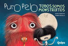 Puro Pelo - Todos somos monstruitos by Editorial Quipu - issuu