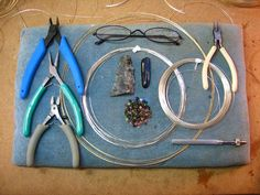 diy wire jewelry tutorials | Wire-wrapping tutorial! DIY wire wrap stones! | beading