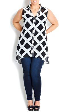 City Chic are the Leaders in Plus Size Womens Fashion specializing in Plus Size Womens Dresses, Tops, Bottoms, Outerwear, Swimwear and Lingerie. Curvy Fashion, Plus Size Fashion, Womens Fashion, Plus Size Lingerie, Sexy Lingerie, Apple Clothing, Nice Clothes, Clothes For Women, Curvy Style