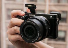 Sony NEX-6 + Third Party External Flash