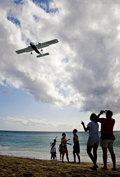 St. Maarten | Island Hopper, via Flickr.