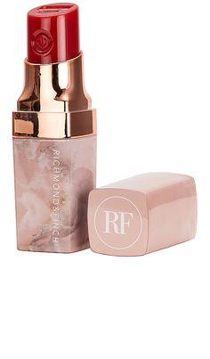 Shop for Richmond & Finch Lipstick Powerbank in Pink Marble at REVOLVE. Tech Gadgets, Cool Gadgets, Iphone Lightning Cable, Richmond And Finch, Lipstick Tube, Purse Essentials, Pink Marble, Usb, Charger
