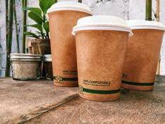 Paharele AVANI ECO din hartie sunt laminate pe interior cu PLA (acid polilactic) si certificate 100% biodegradabile și compostabile in  conformitate cu EN 13432  Utilizare: pentru bauturi reci si calde, avand temperatura de toleranta intre -40°C si 100°C  Prin procesul de compostare aceste produse fabricate de Avani Eco se descompun în materie organică, devenind astfel nutrienți pentru sol.  *PLA = acid polilactic = amidon de porumb