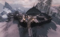 Gash Murug - the abandoned orc stronghold (player home)