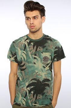 Camiseta de palmeras x Vans