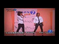 Vanessa Barraco e Mega Sihombing a Seven Live TV - www.7live.biz - 2013