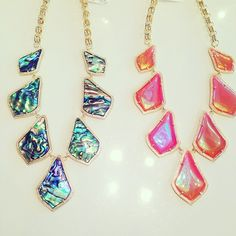 Obsessed with these perfect statement necklaces