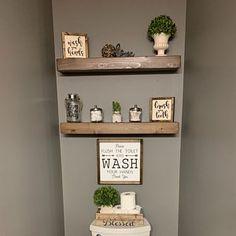Please Seat Yourself Wood Sign/Bathroom Wood Sign/Bathr - Badezimmer Deko Ideen Innenausstattung Holz Half Bathroom Decor, Wood Bathroom, Bathroom Signs, Modern Bathroom, Bathroom Ideas, Bathroom Organization, Minimal Bathroom, Master Bathrooms, Marble Bathrooms