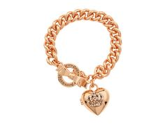 Shop Classic, Contemporary and Designer clothing, shoes and accessories at The Style Room (powered by Zappos)! Juicy Couture Jewelry, Heart Crown, Women's Trends, Fashion Jewelry, Classy, Bows, Rose Gold, Jewels, Free Shipping