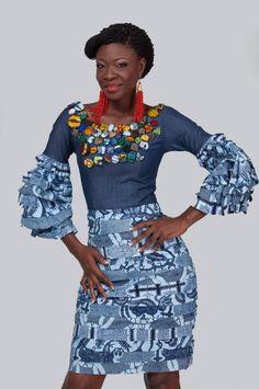 La marque ghanéenne Opehlia Crossland Designs existe depuis 2004.Son ambition: proposer des vêtements pour satisfaire la femme moderne. La créatrice, Ophelia, tient son amour pour la mode de sa grand-mère qui était elle aussi styliste. Elle a suivi des études de mode et design à la Vogue School. Ophelia Crossland propose aujourd'hui plusieurs lignes de ...