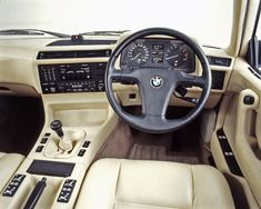 1984 South African BMW E23 745i