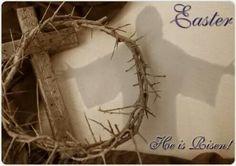 He has Risen ✞