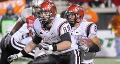 SDSU Tight end Hunter Hewitt shares insight on the Aztec football program through his blog.