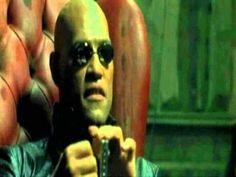 NEO Lebowski... Morpheus explains The Matrix to The Dude