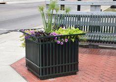 Bowery Planter Tree Grate, Main Street, Planters, Design, Plant, Window Boxes, Flower Pots, Design Comics, Flower Planters