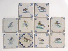azulejos antiguos | ... Catalogue | Escaparate antiguos azulejos | Único decorado | Animales