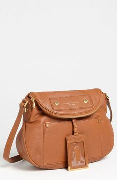 MARC BY MARC JACOBS 'Preppy Natasha' Leather Crossbody Bag available at #Nordstrom