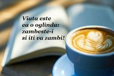 Latte, Diy And Crafts, Inspirational Quotes, Coffee, Drinks, Tableware, Women's Fashion, Pictures, Bom Dia