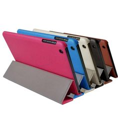 Cute Turquoise Case for iPad Mini with Ultra Thin Cover  http://www.slickfuns.com/cute-turquoise-case-for-ipad-mini-with-ultra-thin-cover.html