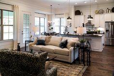 Cross Creek Designer Model - Abbington Plan | Photo Gallery | Regency Homebuilders
