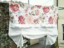 Raffrollo Raffgardine Shabby Chic Landhausstil Mit Volant B L 120 100 |  Home Sweet Home | Pinterest | Shabby And EBay