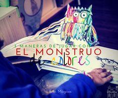 Jugamos con el Monstruo de Colores | De mi casa ¡al mundo!