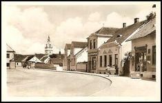 Ivančice-Krumlovská 1949 Street View