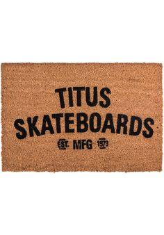 TITUS TITUS-Skateboards-Coir-Fussmatte - titus-shop.com  #Misc. #AccessoriesMale #titus #titusskateshop