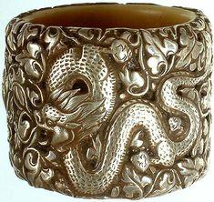 dragon cuff.