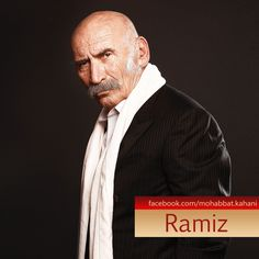 Ramiz - Mafia boss, the Godfather, mentored and trained Ezel. Father of Azad and three other boys.