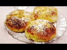 Šlehačkové koláčky - YouTube Muffin, Make It Yourself, Meals, Breakfast, Food, Youtube, Morning Coffee, Meal, Muffins