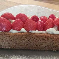 Aardbeienslof / Taart & gebak / Recepten | Hetkeukentjevansyts.nl