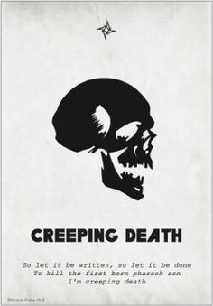 IM CREEPING DEATH