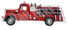 Application à repasser -  camion pompiers