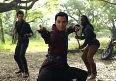 Into The Badlands – Watch a trailer for AMC's Martial Arts series