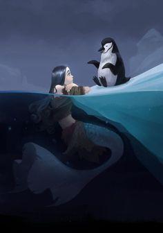 AFFBooks | Swim with Mermaids | Storytime by oceancradled.deviantart.com on @DeviantArt