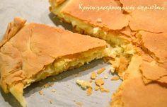 Φύλλο γιαουρτιού για πίτες (με  άλλο τρόπο ανοίγματος) Bread Recipes, New Recipes, Savory Muffins, Spanakopita, Cheesecake Recipes, Food To Make, Bbq, Food And Drink, Tasty