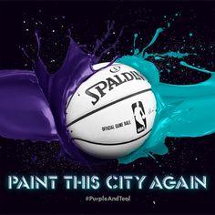 Michael Jordan's Charlotte Hornets will use old colour scheme #PurpleAndTeal