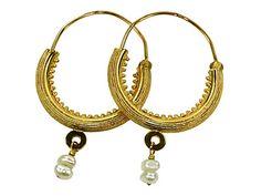 Dubrovnik jewelry -  Konavle earrings