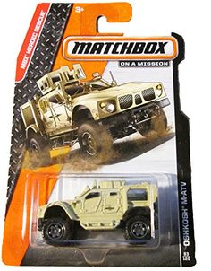 Matchbox  MBX Heroic Rescue 83120  Oshkosh MATV *** Find out more about the great product at the image link.