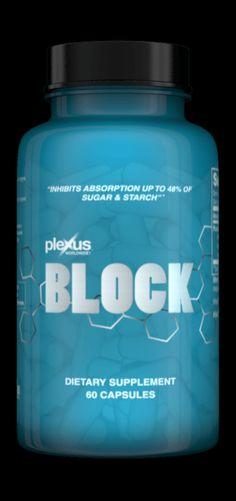 Plexus Block hace exactamente lo que su nombre indica: bloquea la conversión de los almidones y azúcares a glucosa en el cuerpo, con lo cual promueve niveles saludables de azúcar en sangre y, en última instancia, contribuye a mejorar el estado de bienestar general.  #salud #bienestar #PlexusBlock