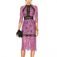 Cool 2017 Runway Women New Hot High-End Lace Bodycon Fashion Formal Dress Lace 2017-2018 Check more at http://24shopping.tk/product/2017-runway-women-new-hot-high-end-lace-bodycon-fashion-formal-dress-lace-2017-2018/