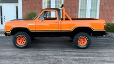 1978 Dodge Macho Power Wagon   K39   Kissimmee 2020 Dodge Wagon, Old Dodge Trucks, Vintage Pickup Trucks, Dodge Pickup, Classic Ford Trucks, Ford Pickup Trucks, Ram Trucks, Dodge Cummins, Lifted Dodge