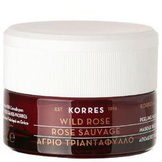 KORRES Wild Rose Mask AHAs (40ml)